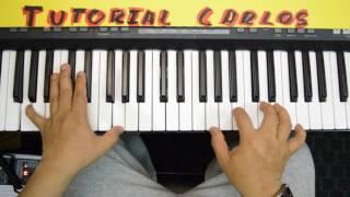 Vivo Estas Hillsong Job Gonzalez - Tutorial Piano Carlos