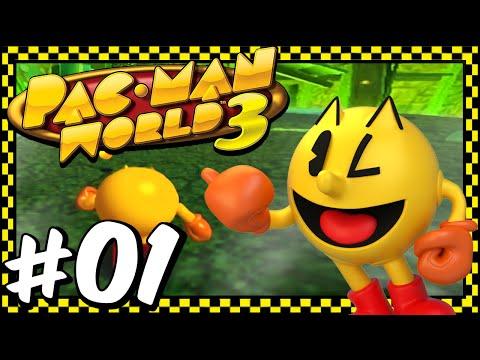 Pac-Man World 3 - Part 1 - Pac's Unfortunate Birthday!
