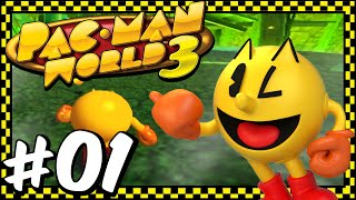 Pac-Man World 3 - Part 1 - Pac