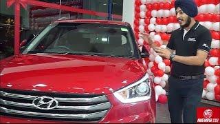 Indian Cars HYUNDAI CRETA SUV Car Review Hindi