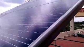 INSTALLATION OF 2KW SOLAR HOME LIGHTING SYSTEM AT MAHARASTRA INDIA