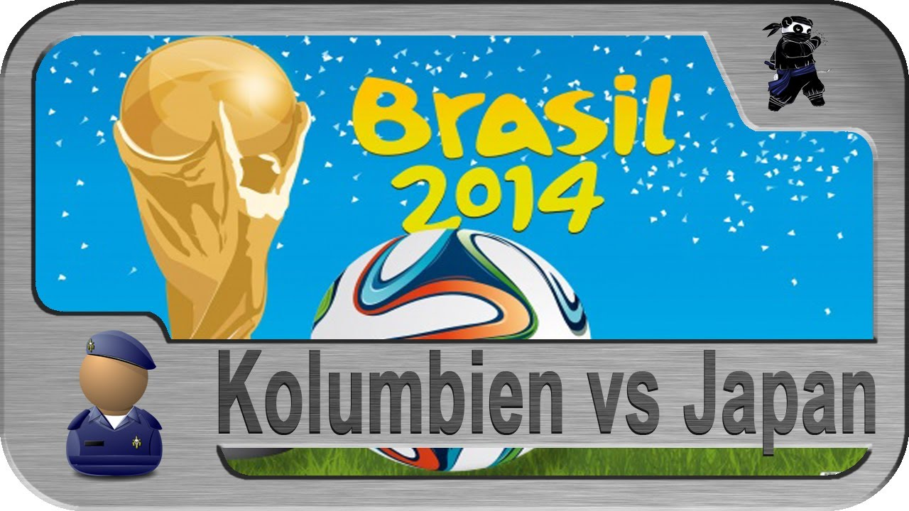 Kolumbien Vs Japan