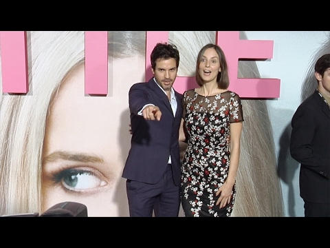 Santiago Cabrera and Anna Marcea HBO's