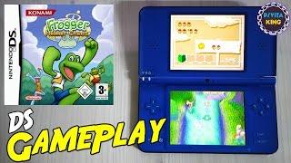 Frogger: Helmet Chaos NDS/Nintendo DS/DSi XL GamePlay [4K]