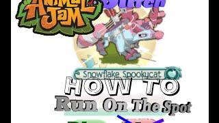 AJ~Run On The Spot Glitch