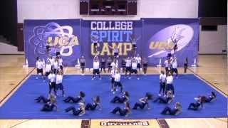 2012 UCA/UDA College Camp Demo - Texas St.