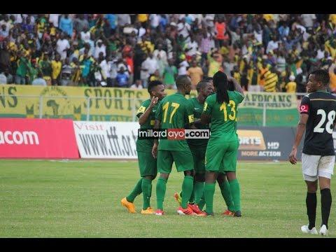 ALL GOALS: Yanga vs African Lyon August 28 2016, Full Time 3-0