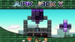 Junk Jack X | Let's Play | Episode: 55 Update & Chum Is Fum