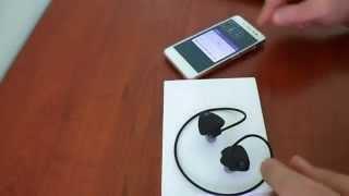 Супер якісне NFC бездротова Bluetooth 4,0 навушники SH03D