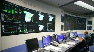 Cecre: centro de control de energías renovables.
