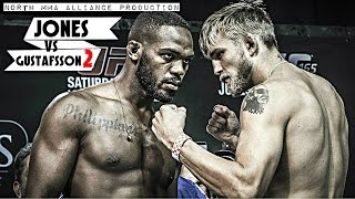 Jones vs Gustafsson II [NORTH MMA ALLIANCE]