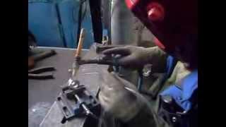 видео Сварка радиаторов автомобилей аргоном