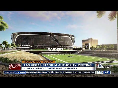 Las Vegas Oakland Raiders NFL Stadium Groundbreaking Report Not Confirmed By Authority