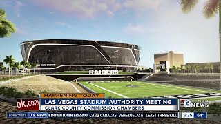 Las Vegas Oakland Raiders NFL Stadium Groundbreaking Report Not Confirmed By Authority