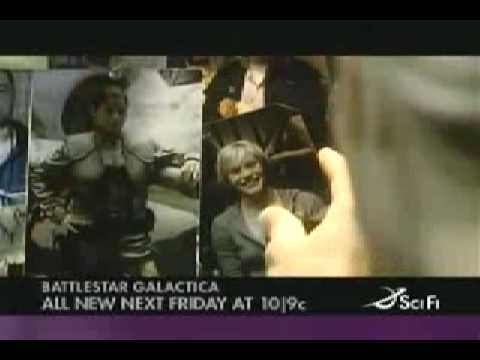Battlestar Galactica - [PROMO] 'Islanded in a Stream of Stars'  4x18 on Sci-Fi