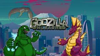 Godzilla: Double Smash - Part 1: Ebirah Swamps Tokyo!