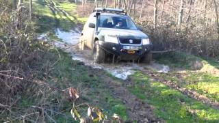 suzuki new grand vitara off road