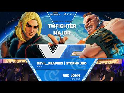 TW Fighter Major 2017 Pools Part 2 - CPT 2017