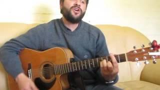 AL #133 Escucha oh Señor, mi oración. Tutorial: alabanza con guitarra.