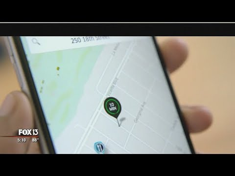 Florida schools to students: Stop calling Uber Eats