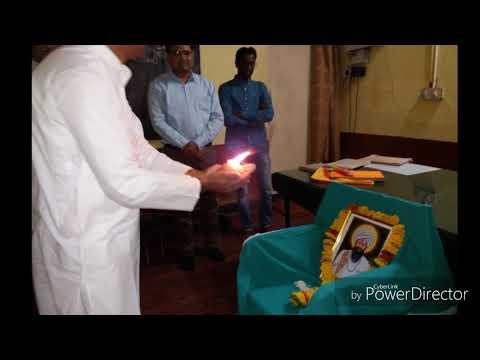 Sant Shree Sevalal Maharaj jayanti Celebration at Ramdurg on 15th February 2018