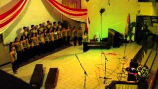 i knew Jesus was Love by SKSK Chancel Choir