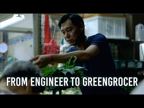 From Engineer To Greengrocer | Outliers | Channel NewsAsia Connect