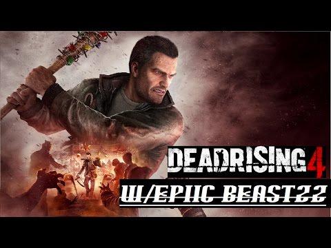 I FROZE ZOMBIES! - DEAD RISING 4 - w/EPiIC BEASTZZ |
