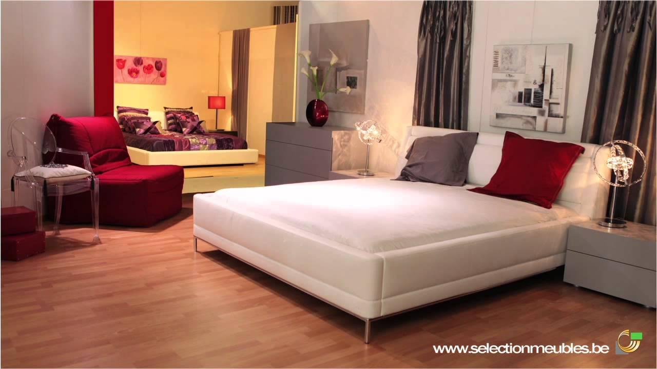 selection meubles amougies mont de l 39 enclus youtube. Black Bedroom Furniture Sets. Home Design Ideas