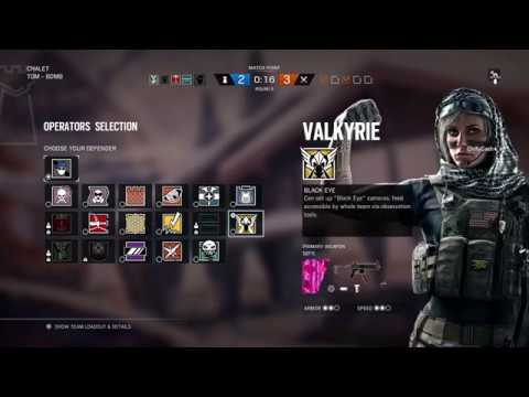 The 1 About Shaking Off The Rust  - Rainbow 6 Siege! Rank Silver Adventures!