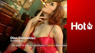 Popular Angels-Dian Conceicao-The Sexy Mannequin
