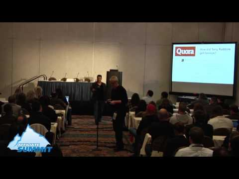 How to Use Social Media to Achieve Expert Fame in Any Niche from Affiliate Summit West 2016