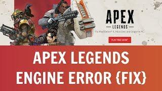 Dxgi Hung Error Apex Legends