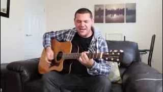 Live In The Living Room: Matthew Cooper - Marc Cohn cover
