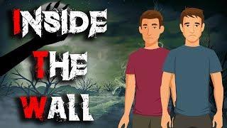 Inside The Wall   Hindi Animated Scary Story   हिंदी कहानियां