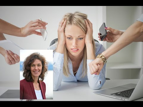 Burnout Syndrom und Stress - Symptome, Prävention, Hilfe, Behandlung, Therapie