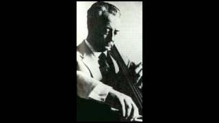 Pierre Fournier Plays Debussy - Beau Soir