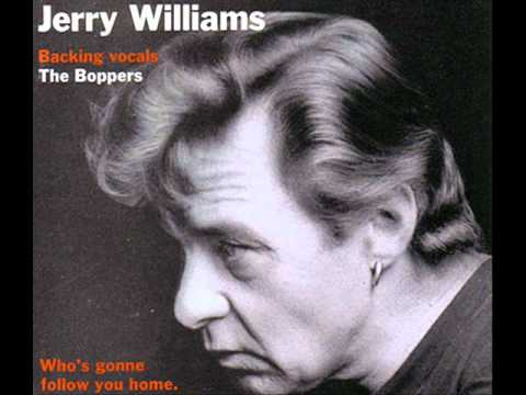 Jerry Williams - Who's Gonna Follow You Home (1990)