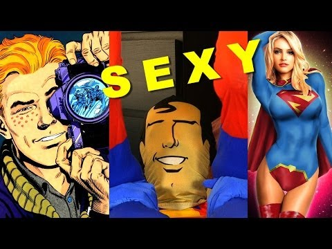 Top 10 Hilarious Superman Pick-Up Lines