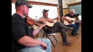 O DEM GOLDEN SLIPPERS  featuring David A. Johnson on his fiddle