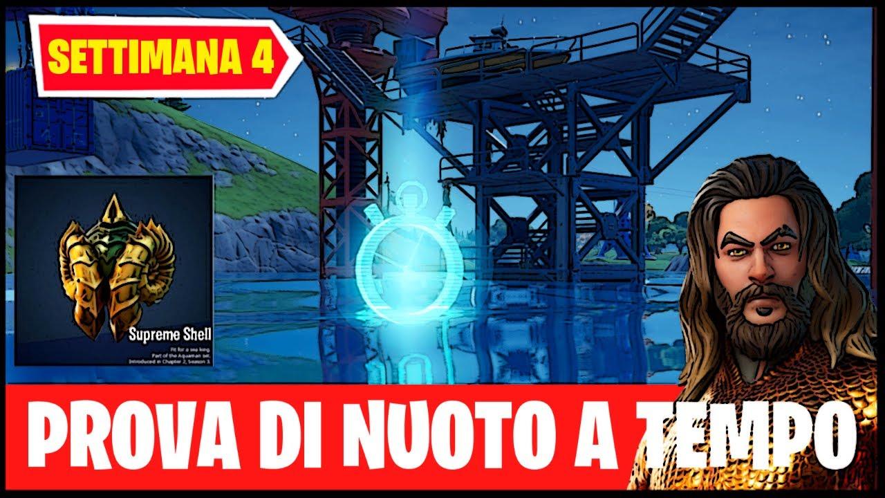 Download COMPLETA UNA PROVA A TEMPO DI NUOTO A MOLI MOLESTI - SIDE AQUAMAN SETTIMANA 4