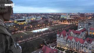Online Threat Shuts Down University Of Chicago Campus - Newsy