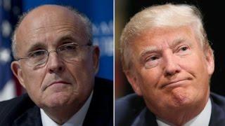 Giuliani: Clinton will have no idea how to run against Trump