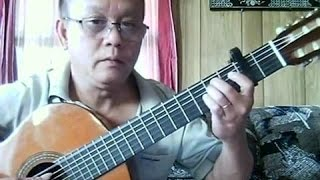 Nỗi Buồn Hoa Phượng (Thanh Sơn) - Guitar Cover