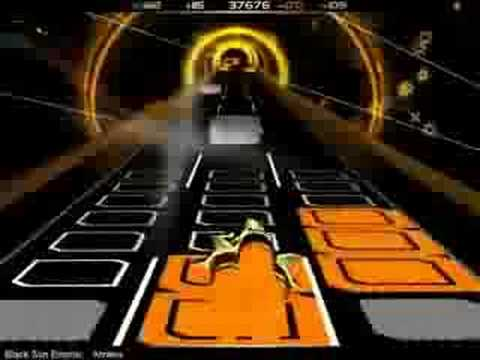 Black Sun Empire - Arrakis - Audiosurf