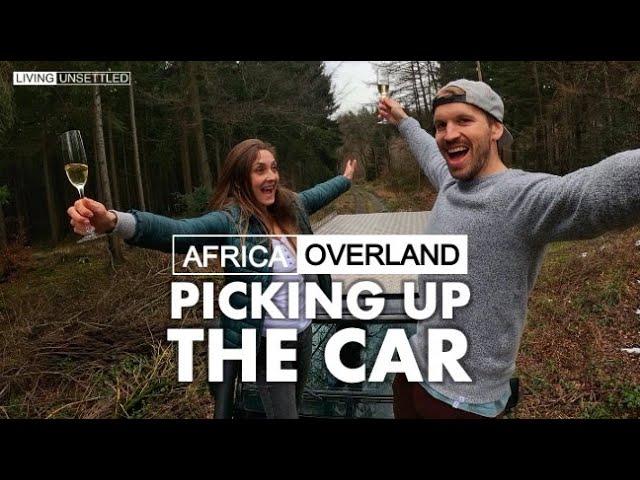 Vlog 01 / Picking Up the car