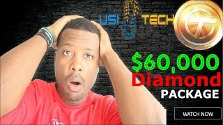 USI-TECH, Why I bought The Diamond Token Package $60,000