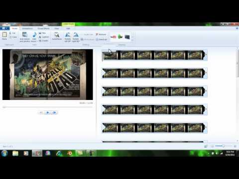 How To Make Your Youtube Vids Fullscreen Using Windows Live Movie Maker