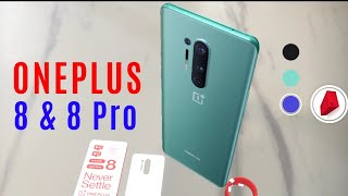 Virtual Unboxing - OnePlus 8 Pro & OnePlus 8 | Hindi