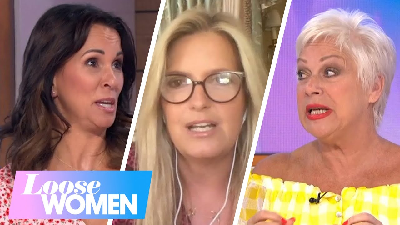 Denise and Andrea: We Need To Talk To Men About Menopause | Loose Women